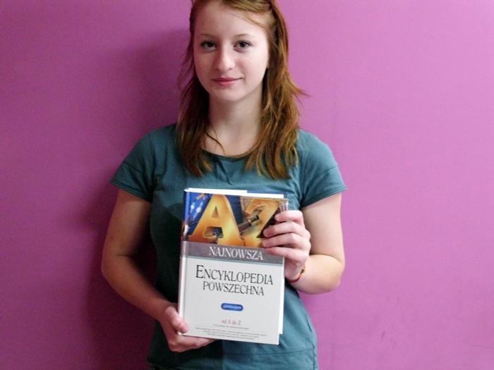 Przeglądasz zdjęcia do artykułu: Nagrody dla najlepszych Czytelników roku 2010/2011 wręczone!